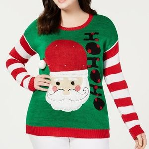 $25 SALE Planet Gold Light Up Christmas Sweater